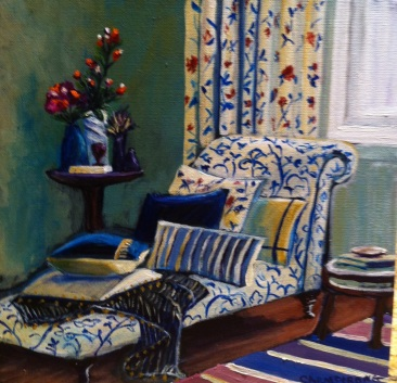 The Chaise Lounge - SOLD