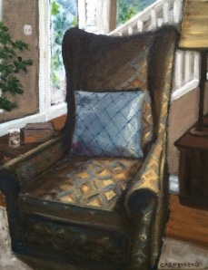 Nancy's Chair - SOLD