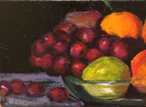 Fruit Bowl 6 x 8