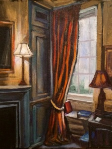 Cathy's Living Room 11 x 14