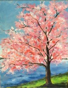 Springtime  11x14 $225